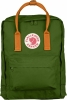 Fjällräven Kanken Mini Leaf Green/Burnt Orange