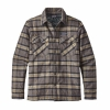 Patagonia Insulated Fjord Flanel Jacket