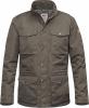 Fjällräven Räven Winter Jacket - Mountain Grey
